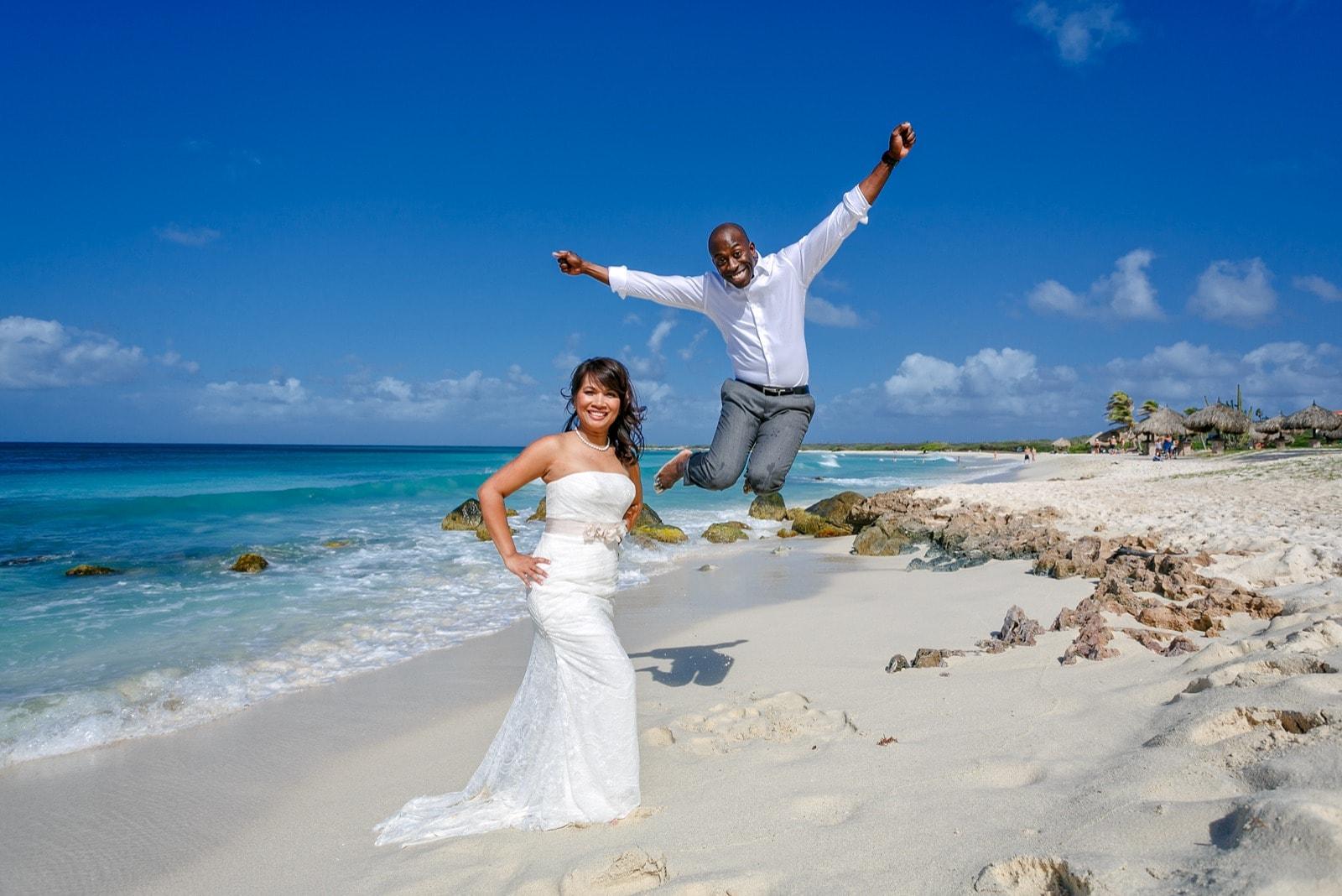 Guide To Aruba Weddings Destination Wedding Details