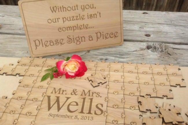 22 Destination Wedding Guest Book Alternative Ideas