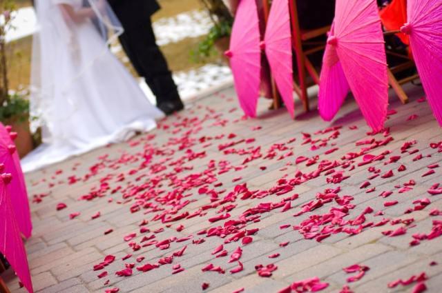 idées de mariage à destination principale