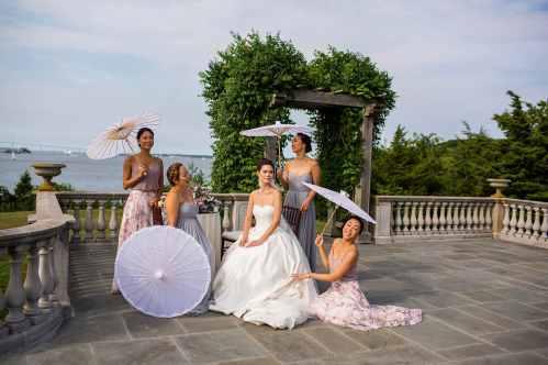 Elegant Destination Wedding in Newport, Rhode Island   Destination Wedding  Details