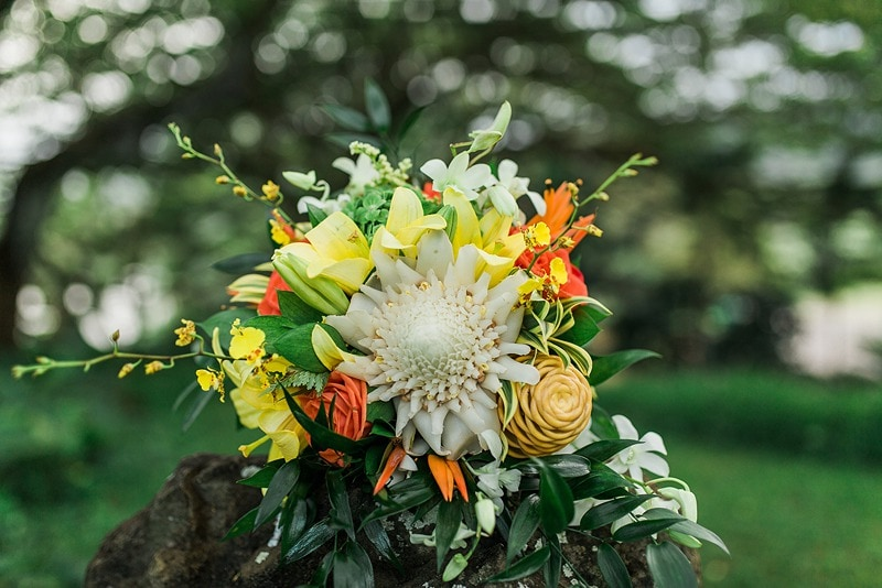 destination wedding private oahu beach 2021