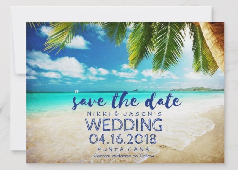 Destination Wedding Invitation Etiquette Destination