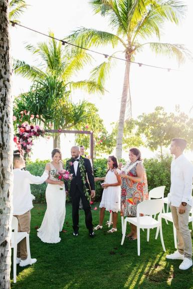 photos de mariage oahu quatre saisons 0091