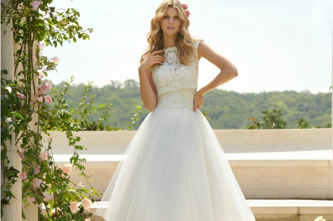 Short Unique Beach Wedding Dresses