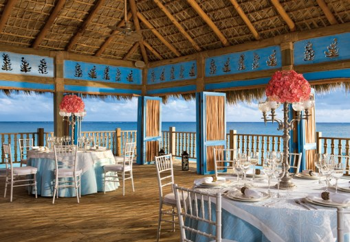 Wedding Reception The Marlin Restaurant Secrets Cap Cana