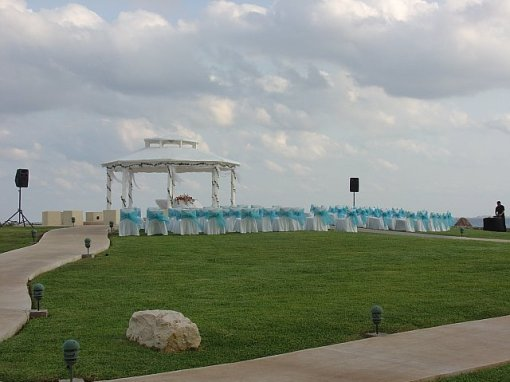 Wedding Gazebo Dreams Cancun