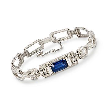 1920's Art Deco Style Bracelet