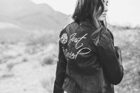 BRIDAL-LEATHER-JACKET-Just Married