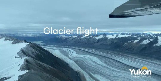 Haines Junction – Glacier Flight
