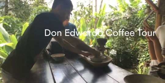Salento – Don Edwardo Coffee Tour