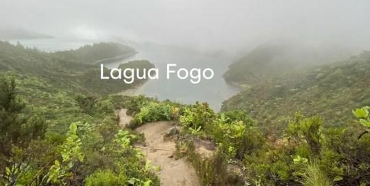 Azores – Lagua Fogo