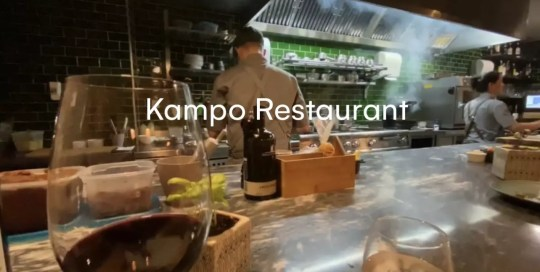Madeira – Kampo Restaurant