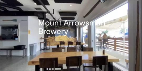 Parksville – Mount Arrowsmith