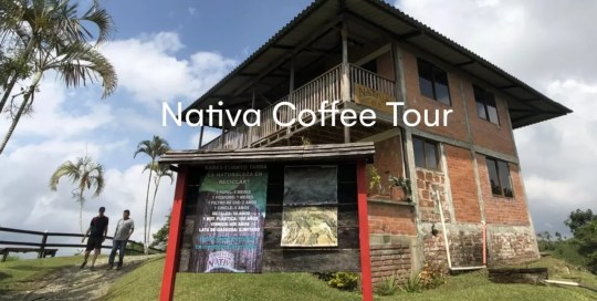 Filandia – Nativa Coffee Tour
