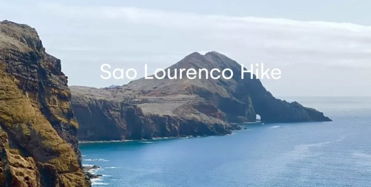 Madeira – Sao Lourenco
