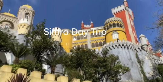 Lisbon – Sintra