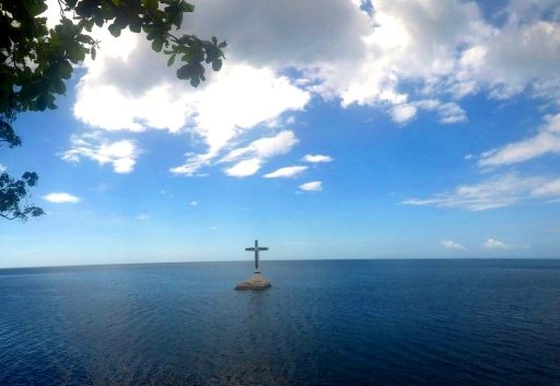 Cosa vedere Camiguin filippine Cimitero sommerso