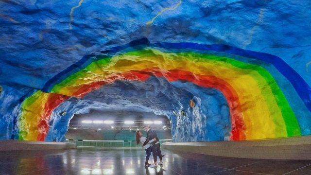 Metro di Stoccolma fermate più belle tutte le informazioni utiliMetro di Stoccolma fermate più belle tutte le informazioni utili
