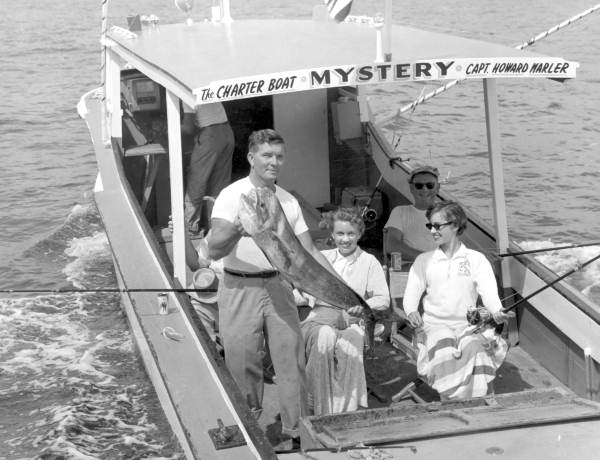 Charter Boat Mystery