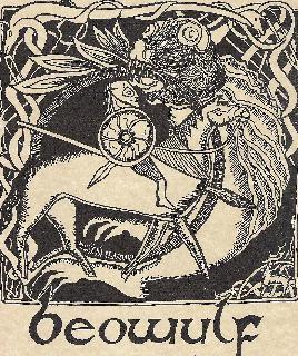 El poema épico Beowulf, una de las muchas inspiraciones de Tolkien para crear su magna obra.