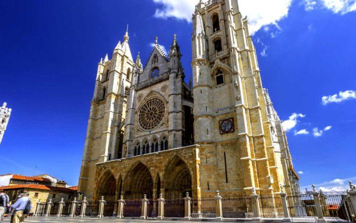 La Catedral de Santa María de León, la Pulchra Leonina