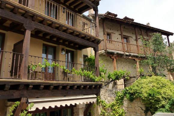 Hostería del Arco de Pedraza - Imagen del hotel