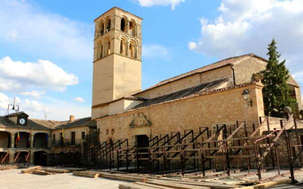 Iglesia de San Juan de Pedraza - Destino Castilla y León