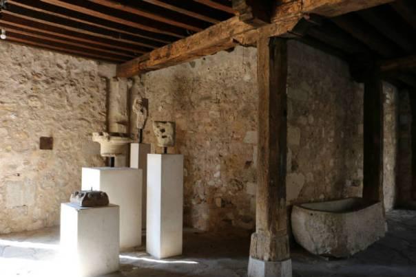 Piezas del Museo abierto de Pedraza - Destino Castilla y León