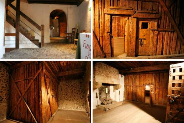 Interiores de la Cárcel de Pedraza - Destino Castilla y León