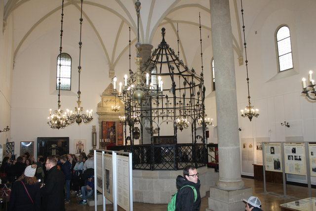 Sinagoga Cieja de Cracovia