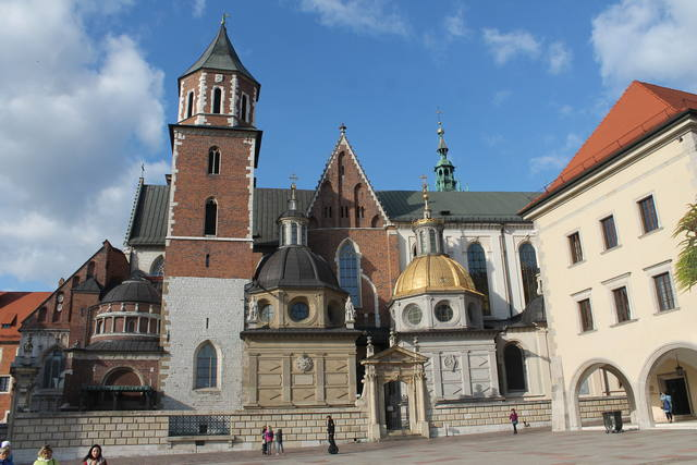 Catedral de Cracovia