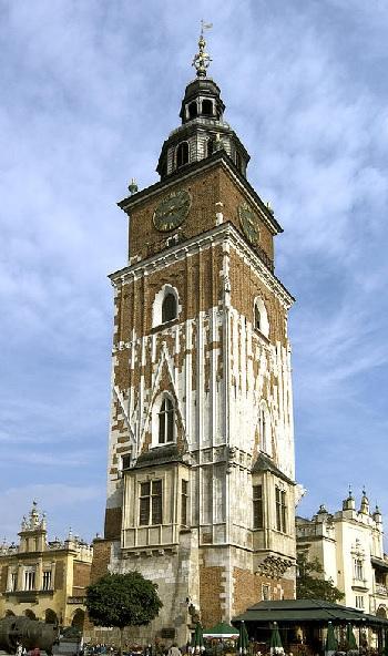Ayuntamiento viejo de Cracovia