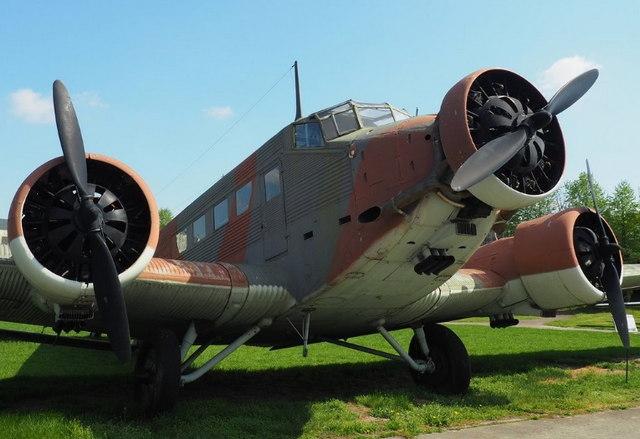 Museo Polaco Aviación Cracovia