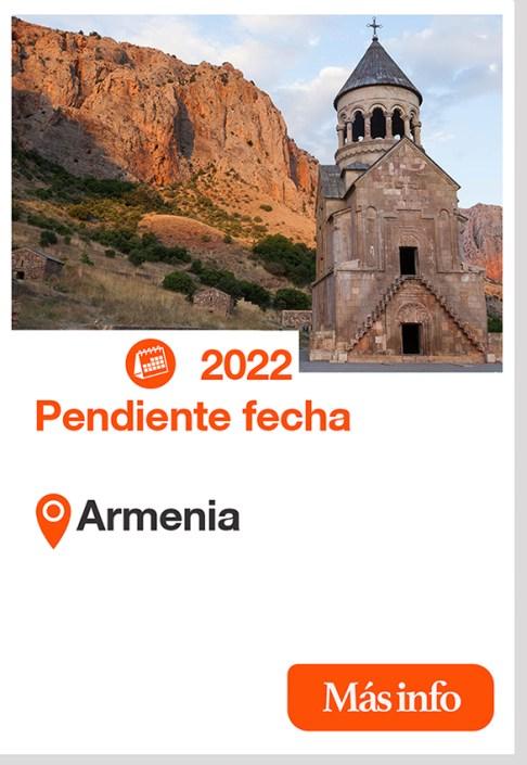2022 2021 armenia cartel taller fotografia viaje fotografico