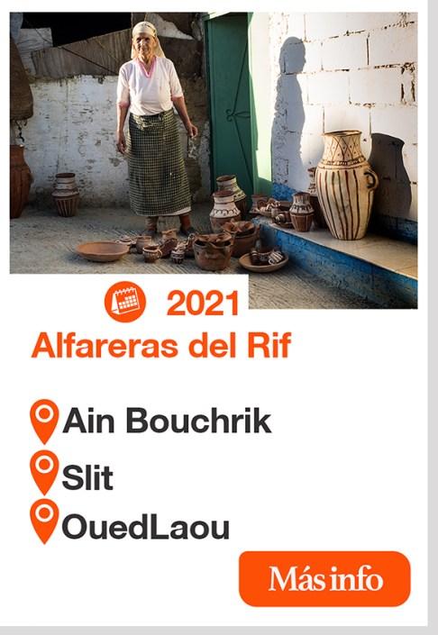 alfareras del rif viaje fotografico ceramica marruecos destino