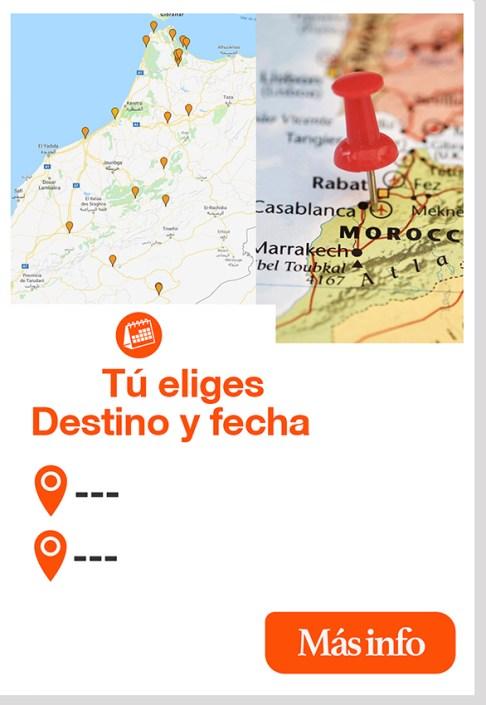 que ver marruecos chaouen tu elegides destino viaje marruecos