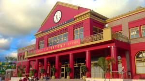 Tigre Center y Chinatown Tigre, parte del complejo Parque de la Costa