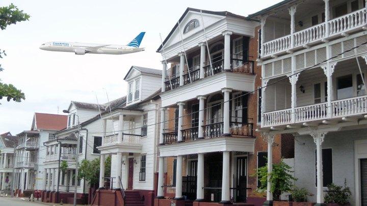 Copa anuncia ruta hacia Paramaribo