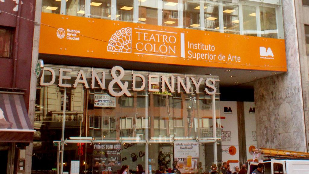 El Instituto Superior de Arte del Teatro Colón (ISATC), ubicado en Av. Corrientes, participará en el evento de relanzamiento de la avenida con su Orquesta Académica y muestras artísticas por parte de los estudiantes de sus diversas disciplinas
