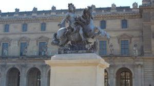 Louis XIV, Musée du Louvre