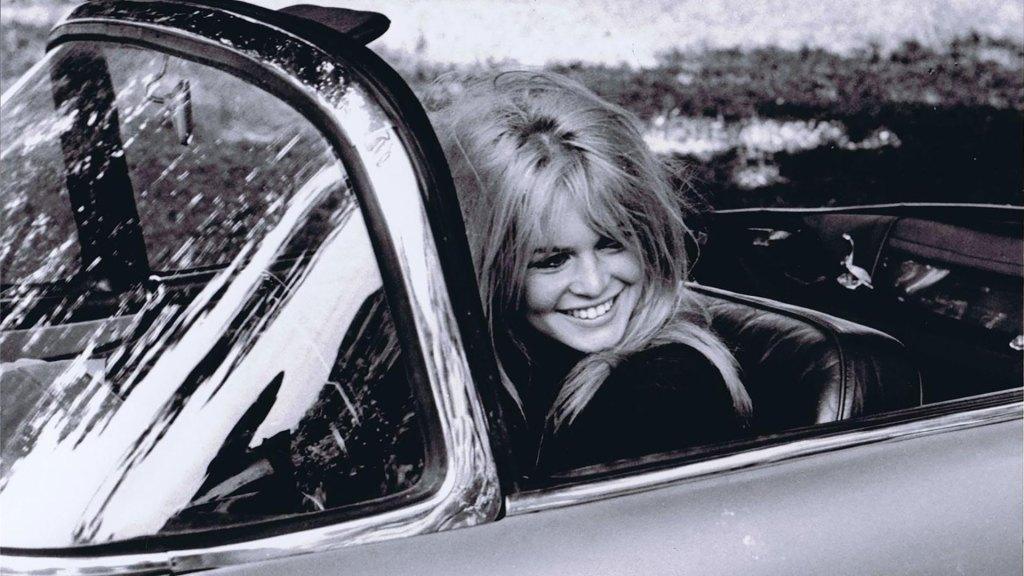 La actriz francesa Brigitte Bardot en su juventud