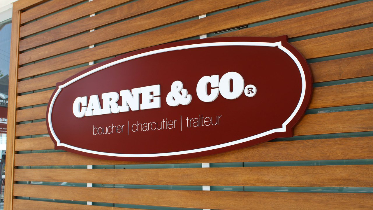 Logo de Carne & Co.