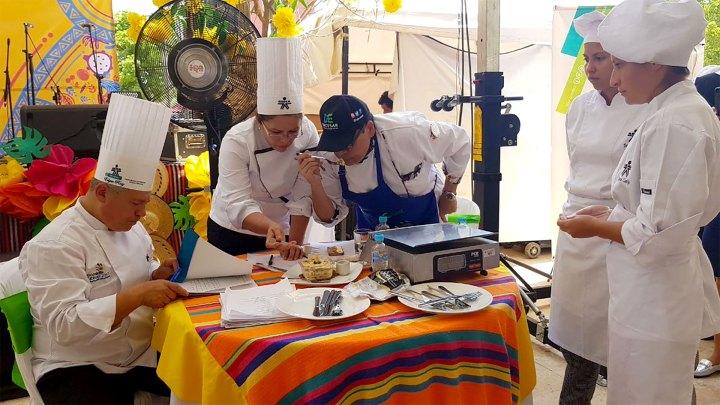 XV Festival Gastronómico del SENA, Colombia
