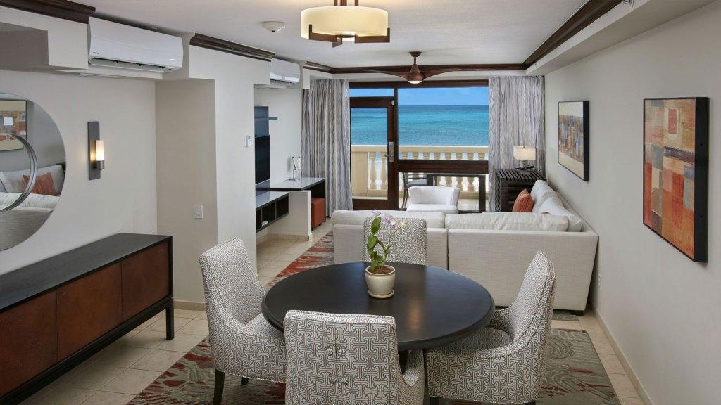 Sala del Penthouse (Foto: Bucuti & Tara Beach Resort)