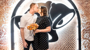 The Las Vegas  Taco Bell  includes wedding ceremonies on its menu. (Source: Taco Bell.)