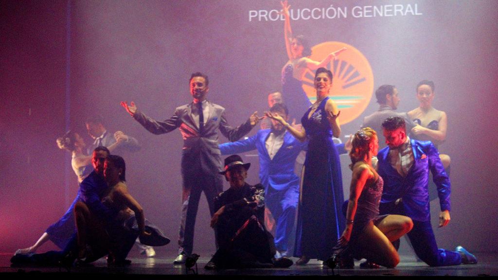"""Cierre de """"Magia!"""", el espectáculo de Madero Tango"""