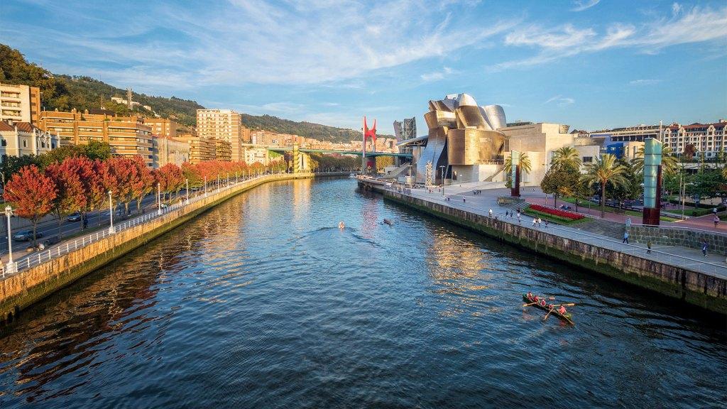 Bilbao, España, número dos en el listado Top 20 2020 de Airbnb (Foto: Airbnb)