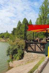 Mirador en el Parque Gral. San Martín