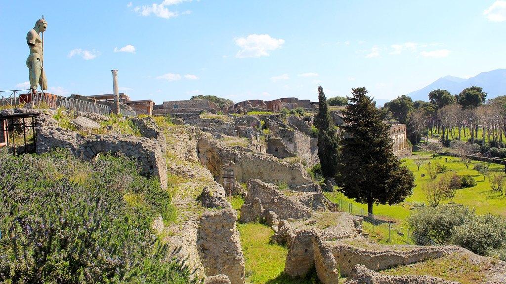 Exterior Pompeya | Pompeii