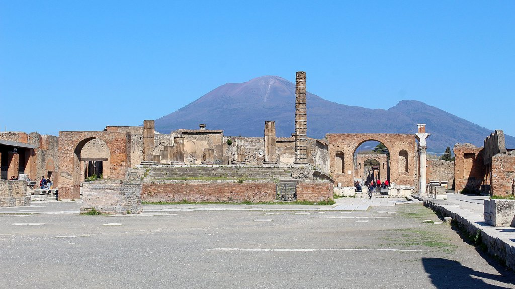 Foro de Pompeya | Pompeii Forum